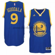 Golden State Warriors Basketball Trøjer 2015-16 Andre Iguodala 9# Road..